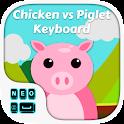 ChickPig Keyboard Theme icon