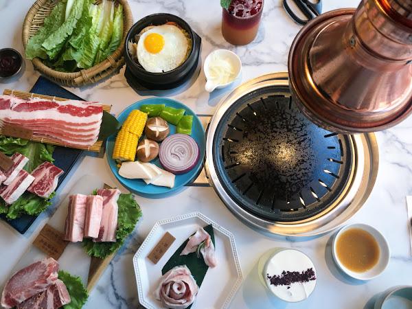 GOGI GOGI 韓式燒肉 中壢店