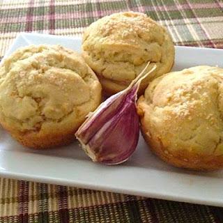 Gluten-Free Onion and Garlic Muffins