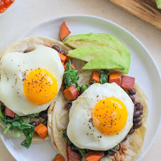 Power Breakfast Vegetarian Recipes