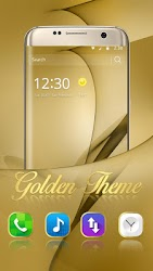 Theme for Samsung Galaxy S8: Gold wallpaper HD APK Download – Free Art & Design APP for Android 4