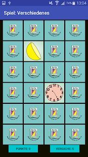Mathe Gedächtnisspiel 5 - náhled