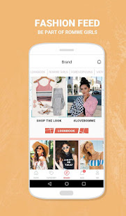 App ROMWE - Daily Outfit Fashion APK for Windows Phone