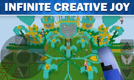 WorldCraft: 3D Build & Craft apkdebit screenshots 7