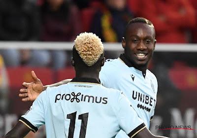 Club Brugge wint met 0-5 tegen 10 spelers van KV Mechelen