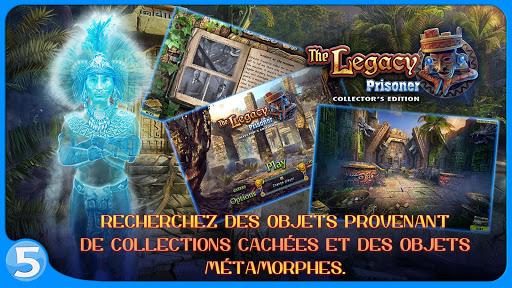 Code Triche The Legacy: Prisonniu00e8re (free-to-play) APK MOD screenshots 4