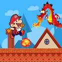 Super Runner Mario icon