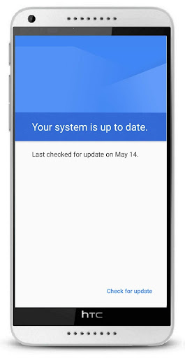 update android , update software to latest 1.4 screenshots 4