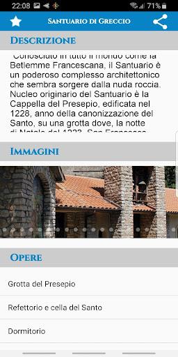 Cammino di San Francesco screenshot 7