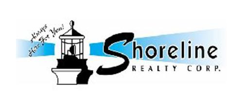 Shoreline Realty's second coloured logo