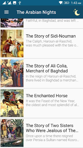 Arabian Night tales-Alif Laila by Think Tank Labs (Google Play