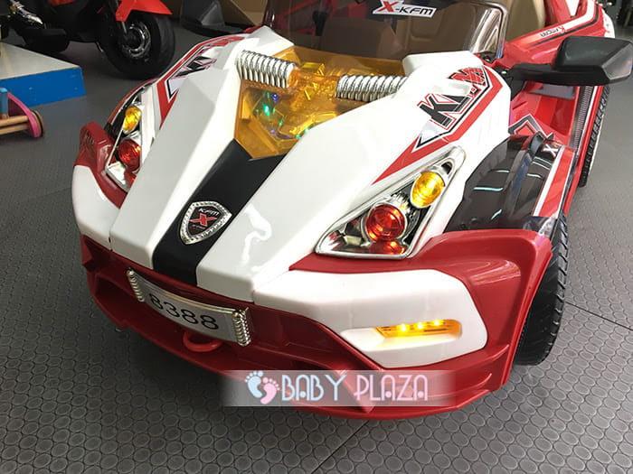 Xe ô tô điện dành cho bé WXE-8388 4