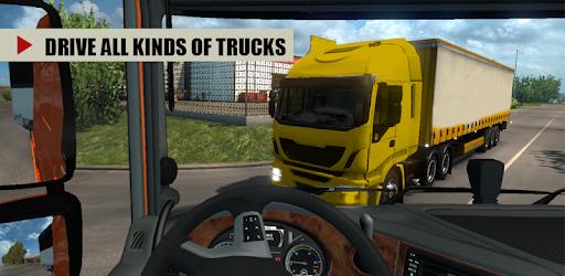 Cargo Truck City Transporter 3D for PC
