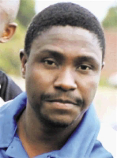 BRAVE HEART: Solly Luvhengo. Pic. Elijar Mushiana. 15/11/2009. © Sowetan. 15 NOVEMBER 2009 SUNDAY: FIRED: Solly Luvhengo was fired by Winners Park on Friday for poor perfomance. PHOTO: ELIJAR MUSHIANA