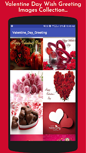 Download Valentine Day Wish Greetings  apk screenshot 8