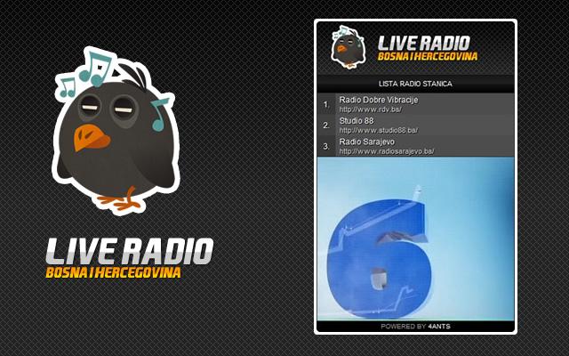 BiH Live Radio