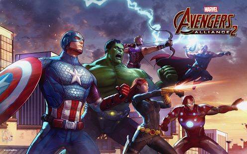 Marvel: Avengers Alliance 2 Imagen do Jogo