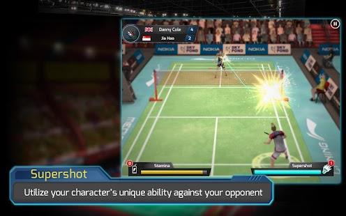 Li-Ning Jump Smash Badminton Android apk