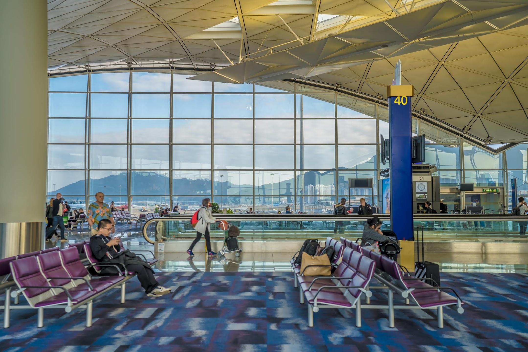 香港国際空港5