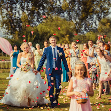 Wedding photographer Ivan Laptev (Laptev). Photo of 05.10.2015