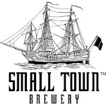 Logo of Small Town Not your fathers rootbeer