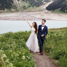 Wedding photographer Valentina Likina (myuspeh2011). Photo of 27.06.2018