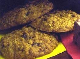Oatmeal Mincemeat Cookies Recipe