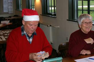 Photo: Så er der penge i kassen igen ...