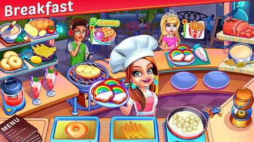 Cooking Express : Star Restaurant Cooking Games filehippodl screenshot 1