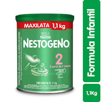 Formula Infantil   Nestogeno 2 L Comfortis Lata X 1.1kg