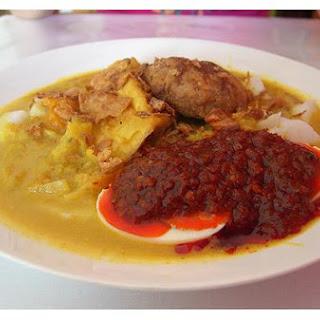 Singapore Curry.