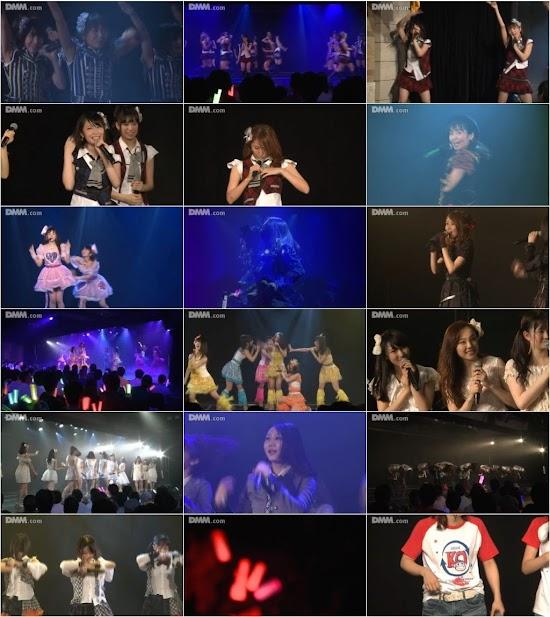 (LIVE)(公演) SKE48 チームKII 「0start」公演 初日 160603