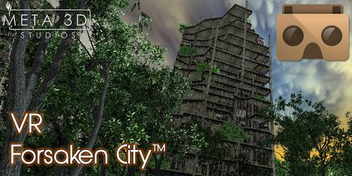 VR Forsaken City - View-Master