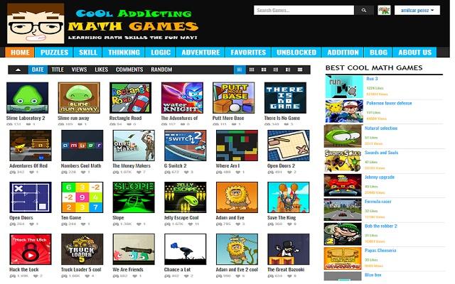 Cool Addicting Math Games