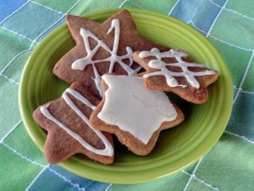 Christmas Wishing Cookies