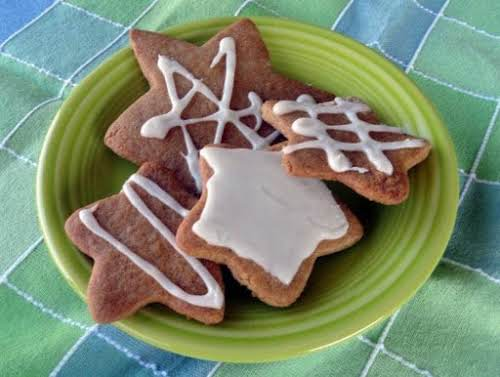"Christmas Wishing Cookies""Thanks for sharing not only this recipe but the story..."