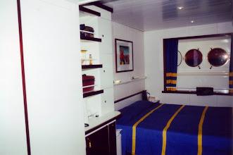 Photo: #003-La cabine (18m²) du Club Med 2