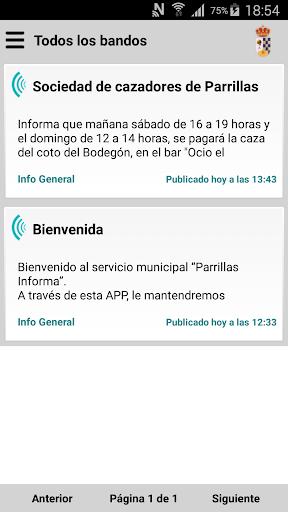 Parrillas Informa