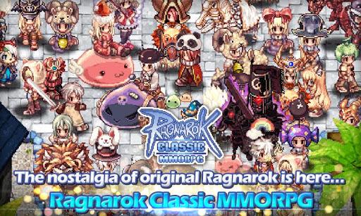 Ragnarok Classic MMORPG 5.8.0 screenshots 1