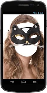 Girls Horror Mask Selfie - náhled