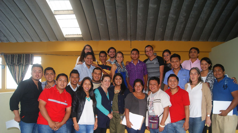 "Encuentro Regional de Observadores Xela 2015 "" Regional"""