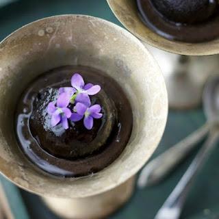 3-Ingredient Dark Chocolate Sorbet