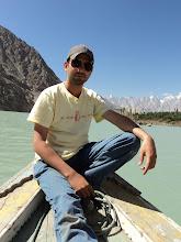 Photo: BOAT JOURNEY.....IN ATTA ABAD LAKE