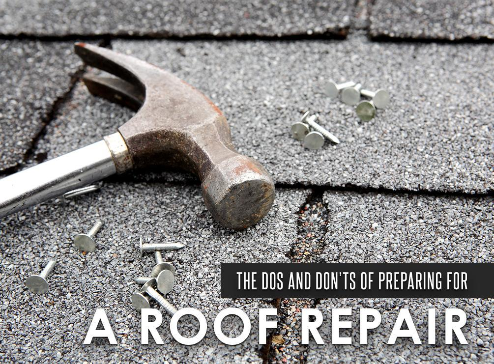 Preparing for a Roof Repair