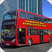 LONDON BUS  SIMULATOR 2015