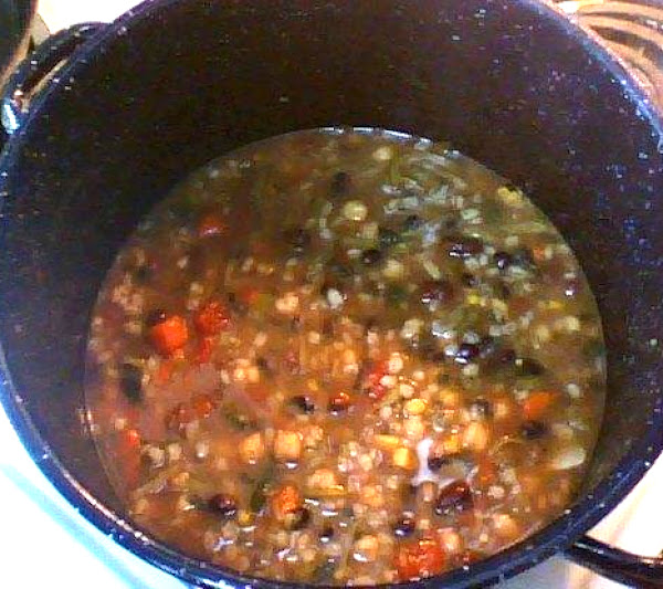 Minestrone Soup Rhonda's Recipe