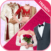 Couple Photo Suits & Frames, Traditional Dresses
