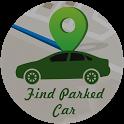 FInd My Car Through GPS Car FinderParking Reminder icon