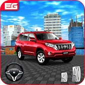 4x4 Street Prado Car Parking Lot
