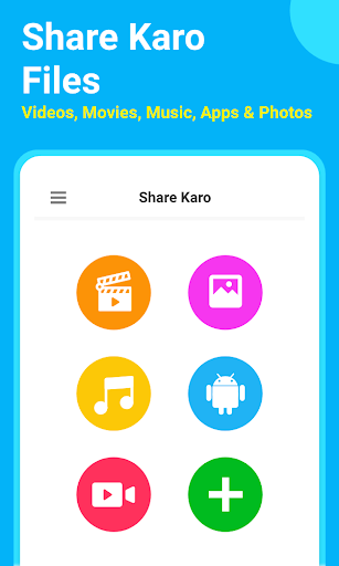 Share Karo India : File Transfer & ShareKaro Apps 1.3 screenshots 3